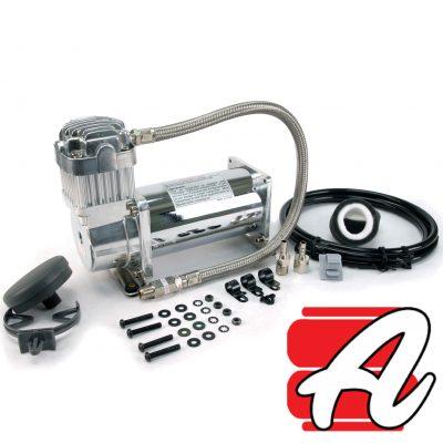 350C Premium Dutu Air Compressor Chrome