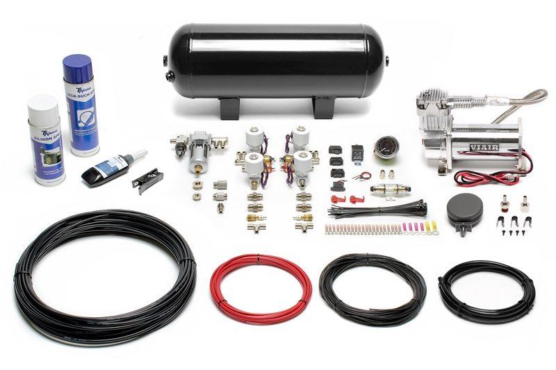 Audi A1S Airride conversion kit