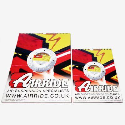 Airride Calendar