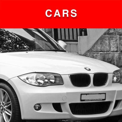 Kits: Cars