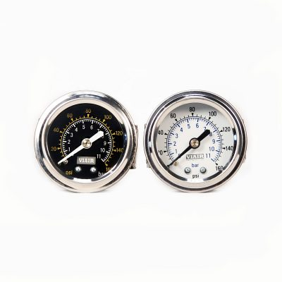 1.5 single needle gauge