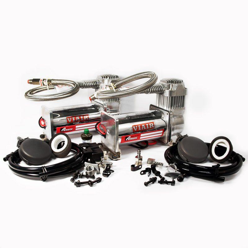 chrome 380C Compressor twin