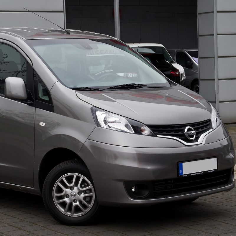 nissan nv200 grey