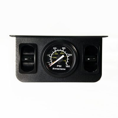 Firestone Gauge with paddle switches