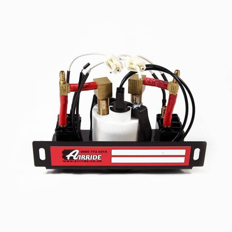 Firestone Dual Needle gauge 150 psi