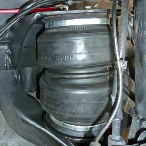Volkswagen Crafter Semi-Air for front axle