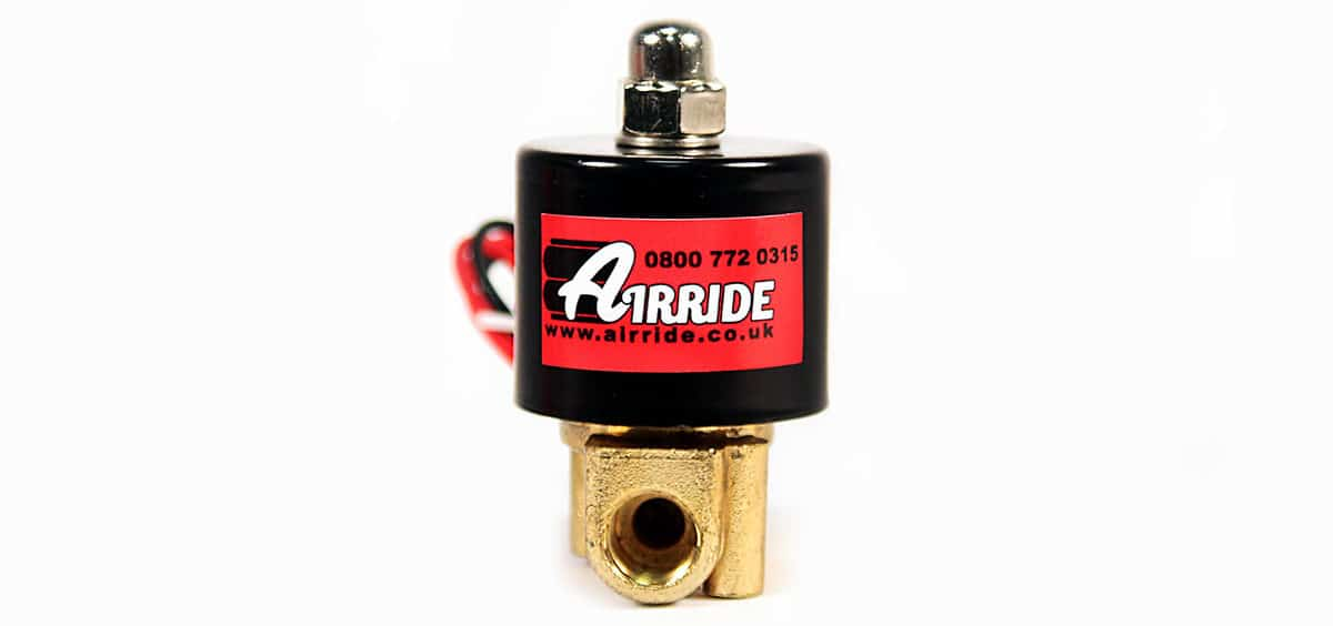 Mini Solenoid Valve 12v dc air suspension AirRide