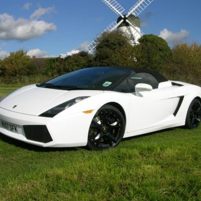 lamborghini gallardo air ride