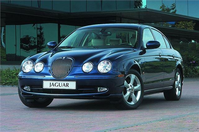 jaguar s-type air suspension