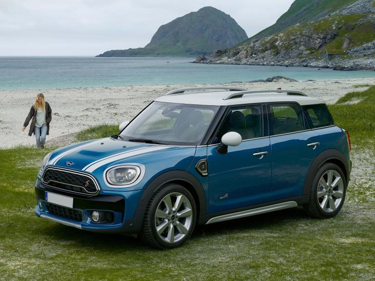 mini countryman air ride