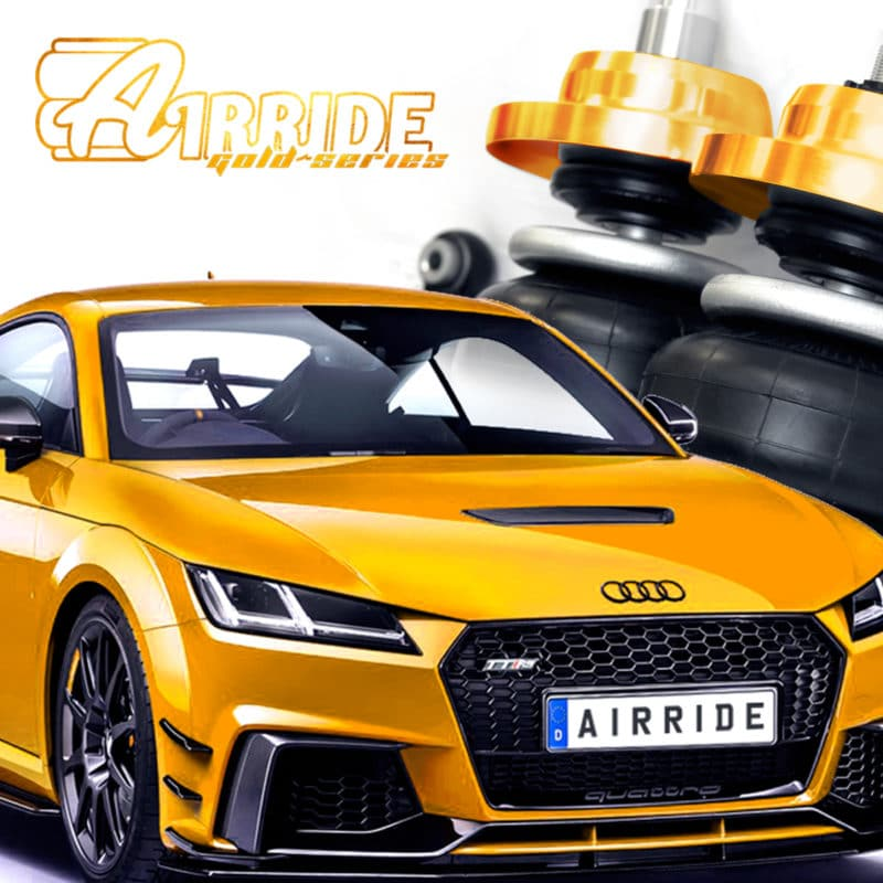 Audi AirRide Gold kits