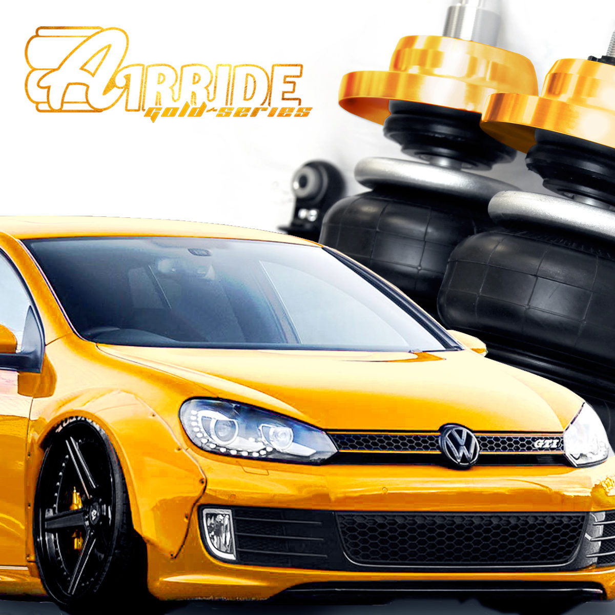 Air Suspension kits for your VW