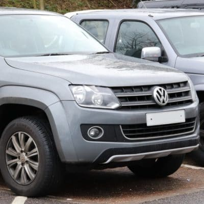 VW Amarok for AirRide