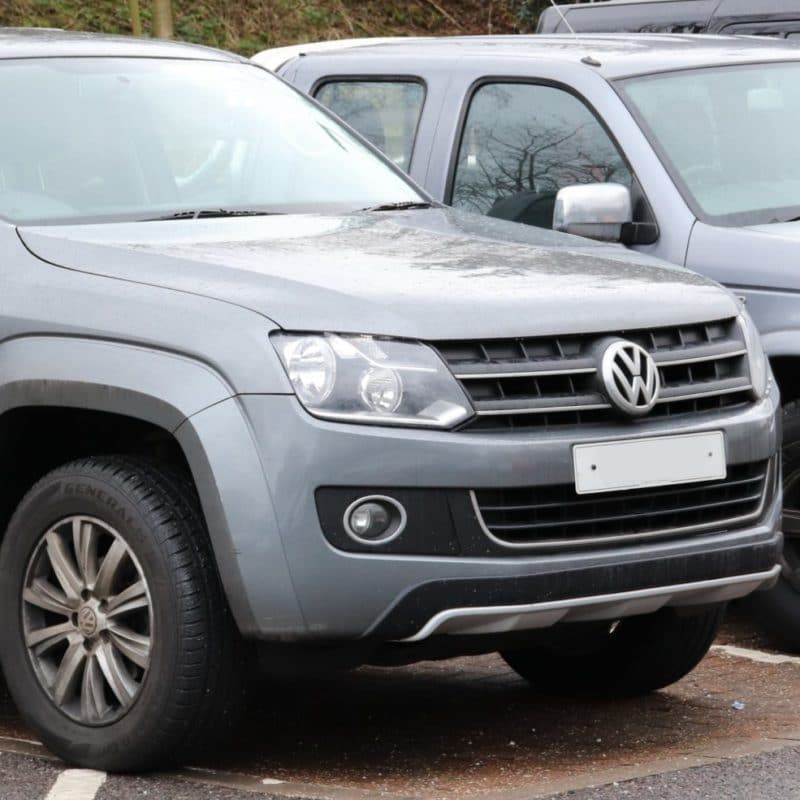 VW Amarok for AirRide