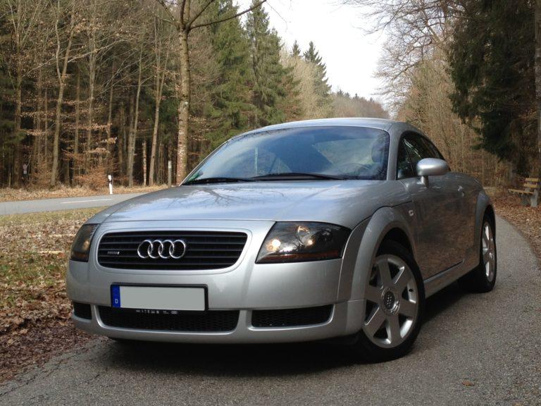 Audi TT AIR