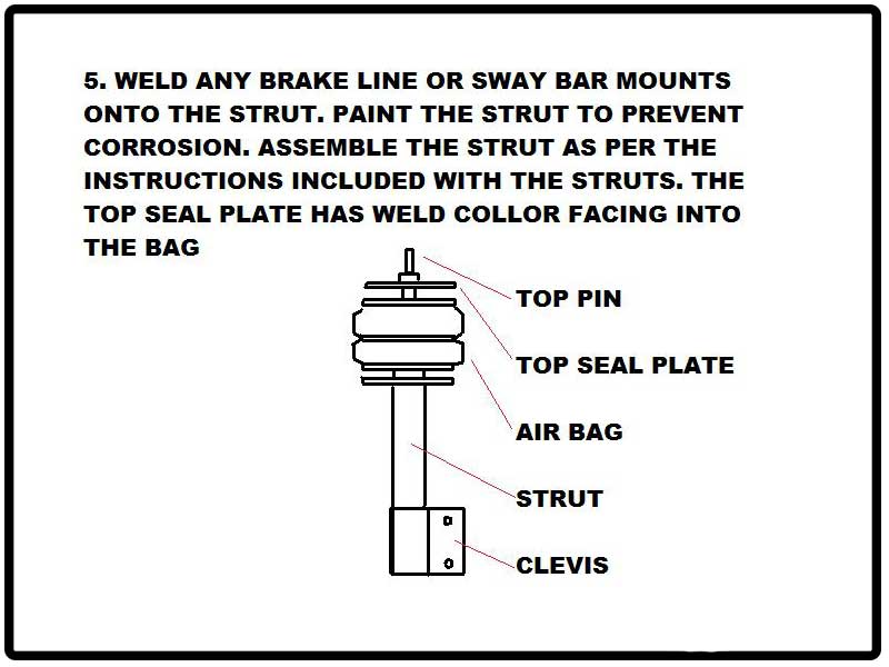 Boss Air Suspension Universal Strut Air-Strut-Measuring-5