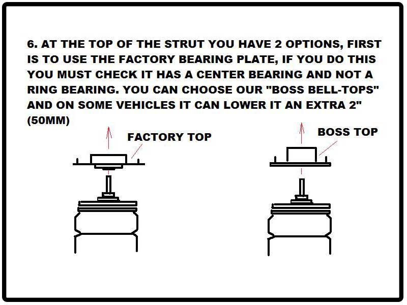 Boss Air Suspension Universal Strut Air-Strut-Measuring-6