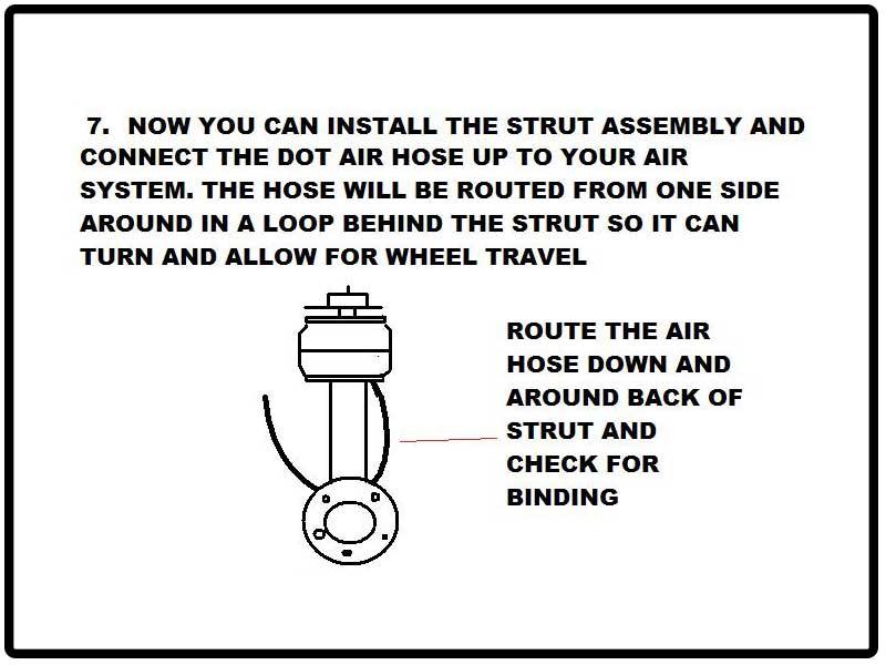 Boss Air Suspension Universal Strut Air-Strut-Measuring-7