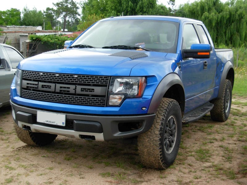 Ford F150 Raptor SVT Pickup AirRide