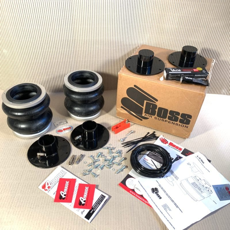 Boss Air Suspension VW Transporter Conversion Kit