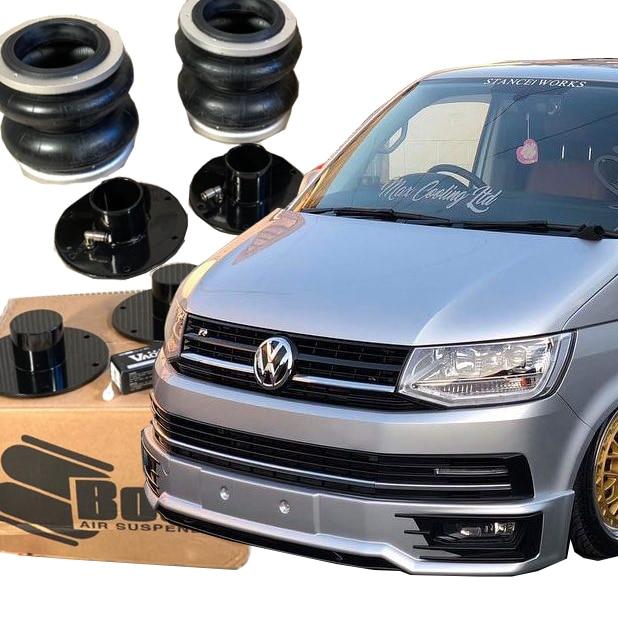 Volkswagen Transporter T5 & T6 rear kit | Boss Air Suspension