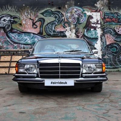 Mercedes S-Class W116