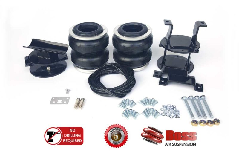 Ford-Ranger-AirRide-Air Spring Conversion-Boss