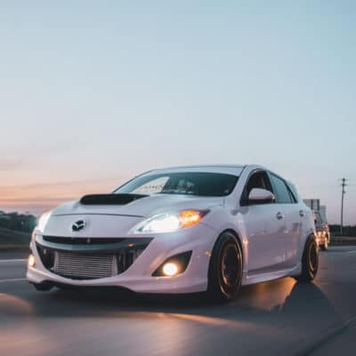 Mazdaspeed 3 airride