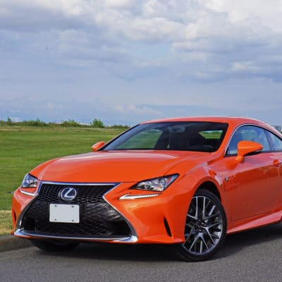 lexus rc 300 air ride