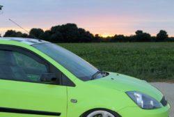 Ford Fiesta Mk6 AirRide
