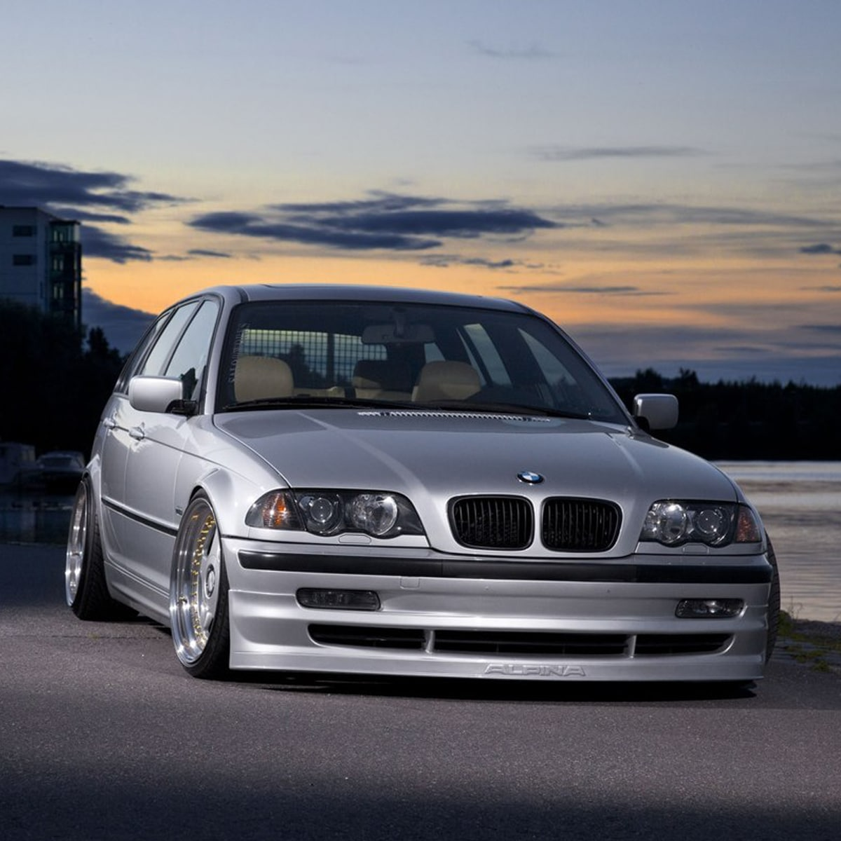 BMW 3 Series E46 | TA Technix