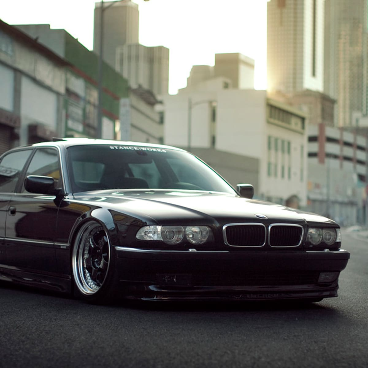 BMW 7 Series E38 | TA Technix