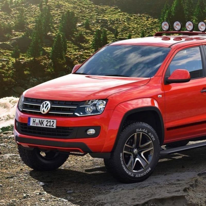 VW Amarok Air Conversion Kit